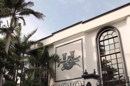 Sede de la Universidad Simón Bolívar, en Barranquilla.