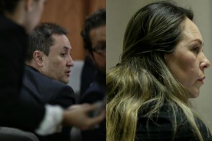 Rodrigo Aldana y Margarita Useche