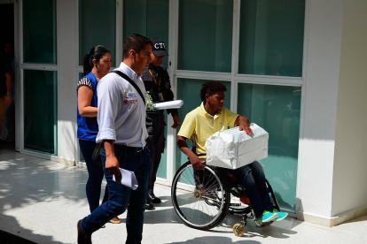 Varias de las familias llegaron procedentes de Sucre y Bolívar.
