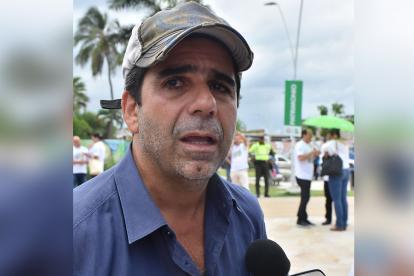 Alcalde de Barranquilla, Alejandro  Char Chaljub.
