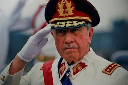 Augusto Pinochet, ex dictador chileno.