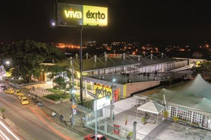 Fachada de Viva Sincelejo.
