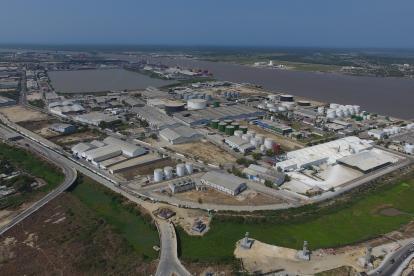 Exportaciones de la Zona Franca de Barranquilla crecieron 28,1% hasta abril.