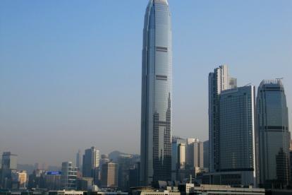 CTF Finance Center de Guangzhou, en China.