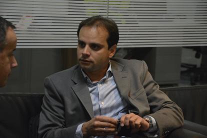 Alfredo Varela, nuevo director de Cormagdalena.