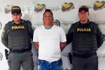 Jhonanderson Racedo Ramírez, asesinado la noche del miércoles en Carrizal.