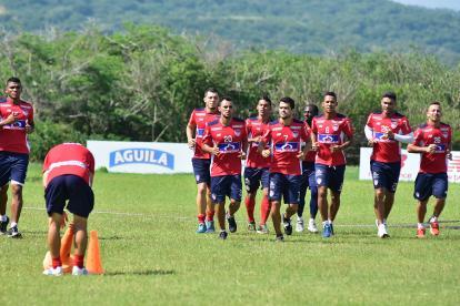 El equipo principal de Junior ha disputado seis partidos en lo que va del semestre.