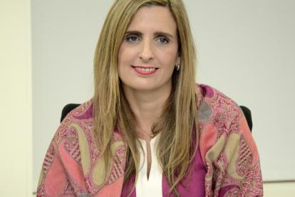 María José Vengoechea, presidenta de la CCB.