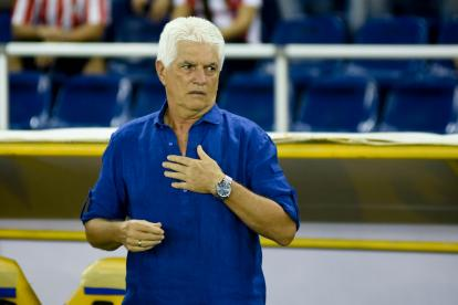 Julio Avelino Comesaña, técnico del Junior.