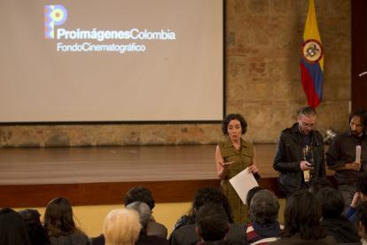 La premiación fue en el auditorio Teresa Cuervo Borda, del Museo Nacional.