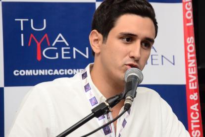 Rodrigo Tovar Vélez, hijo del exjefe paramilitar 'Jorge 40'.
