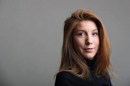 Kim Wall, la periodista sueca.