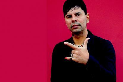 Efraim Medina Reyes, escritor cartagenero.