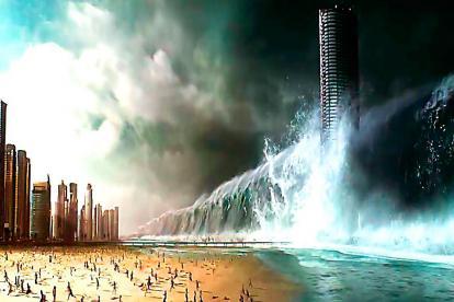 Póster de la película Geo-tormenta.