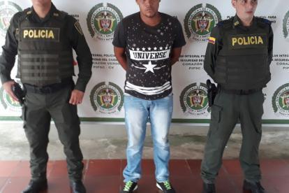 Víctor Pérez, alias 'Victico'.