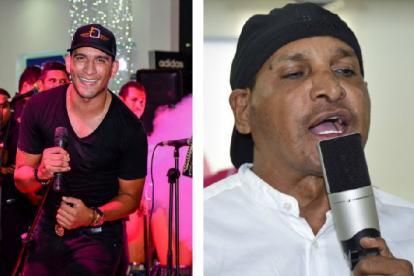 Farid Leonardo y Farid Ortiz.