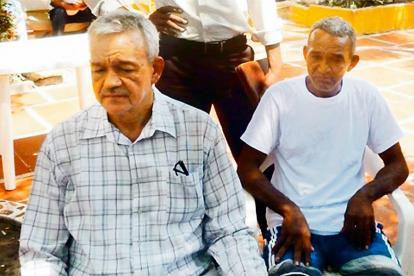 Jaime Ospino y Salvador Ibarra quedaron libres