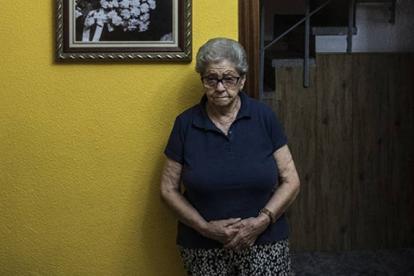 María Luisa Martínez Barranco, anciana que asesinó a su hijo discapacitado hija