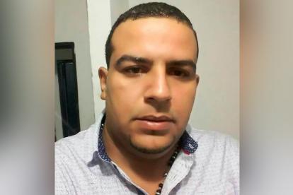 Álvaro Peña Navas, de 33 años.