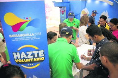 Ya son más de 11.000 los voluntarios inscritos.