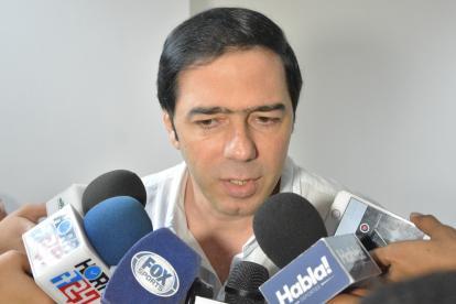 El presidente de Junior, Antonio Char.