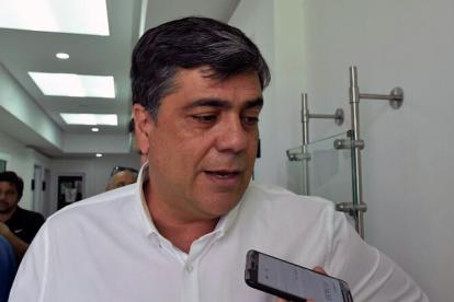 Juan Carlos Dacunha, hijo de Othon Alberto Dacunha, crack brasilero fallecido este viernes en Barranquilla.