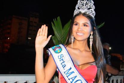 María Camila Cárdenas, Señorita Magdalena.