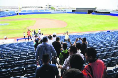 El estadio Édgar Rentería será uno de los escenarios estrellas de las retransmisiones deportivas.