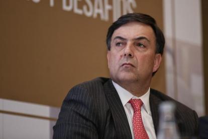 Registrador nacional, Juan Carlos Galindo.