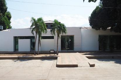 Hospital San Lucas, hasta donde fueron trasladadas las menores, quienes ingresaron si signos vitales.