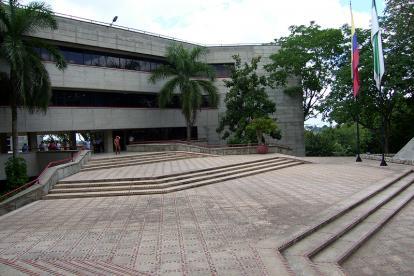 Sede de la Gobernación de Sucre, en Sincelejo.