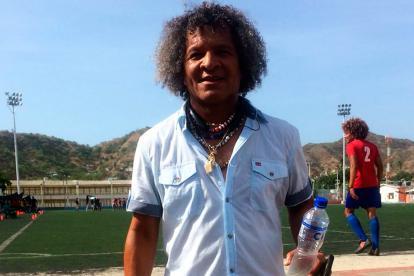 Alberto Gamero, director técnico del Deportes Tolima.
