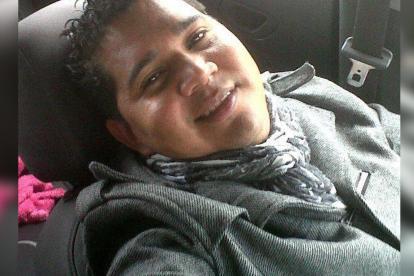 Reynaldo Krautz, víctima de desmembramiento.