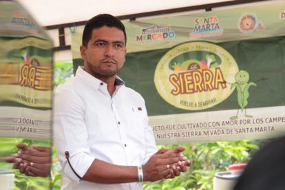 Raul Pacheco Granados Alto Consejro para la Sierra y la zona rural.