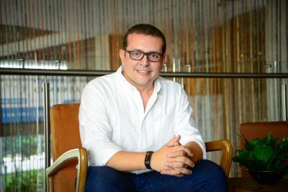 Gustavo De la Vega, cofundador de NativApps y representante legal de Jumio S.A.S.