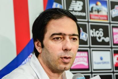 Antonio Char  se queja por la actuación arbitral de los últimos cuatro partidos.