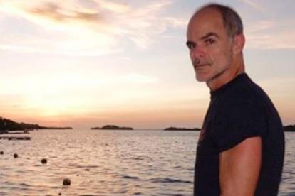 El actor Michael Kelly.