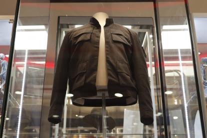 La chaqueta de Han Solo en 'El Imperio Contraataca' fue el elemento más importante de la subasta.