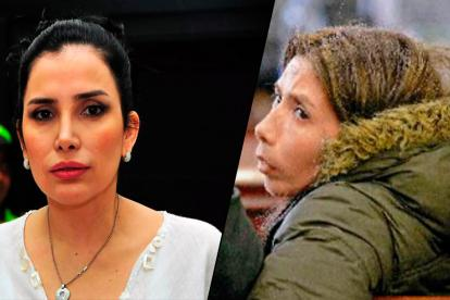 La exsenadora Aida Merlano se enfrentó a Blanca Jazmín Becerra.