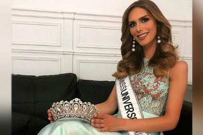 Ángela Ponce, actual señorita España y primera mujer trans en el certamen universal de la belleza.
