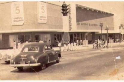 Tienda Sears de Barranquilla.
