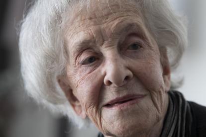 Ida Vitale, Premio Cervantes 2018.