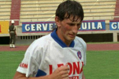 El uruguayo Gustavo Daniel Iturburo tuvo tres ciclos exitosos con el Unión.