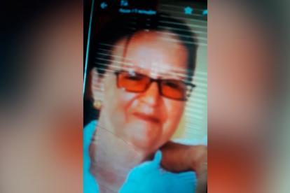 Ana Sofía Vargas Bernal, de 70 años.