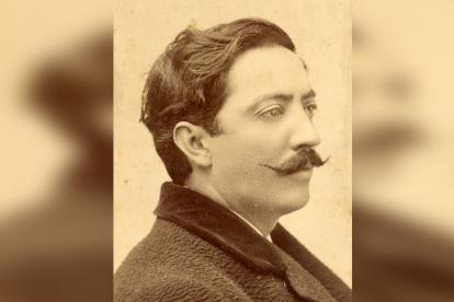 El poeta colombiano Julio Flórez (1867– 1923).
