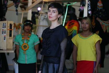 Laura Laurens es la cuota colombiana en el evento.
