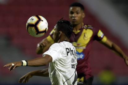 Deportes Tolima y Atlético Paranaense.