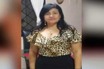 Astrid María Benitorevollo, asesinada.