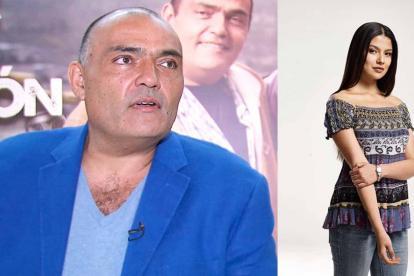 Enrique Carriazo tiene 51 años y Laura Osma, tiene 24 años.