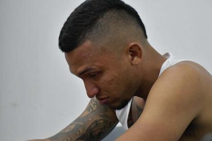 Gregory Hernández Romero, alias Llantero, fue el único al que le imputaron cargos.